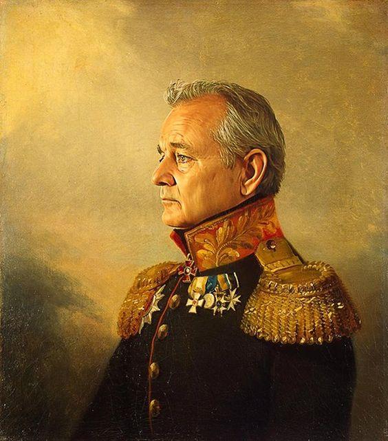My favorite Russian Military star!: