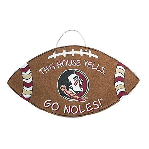 Florida State Seminoles Burlee Home Decor Wreath Sports T…