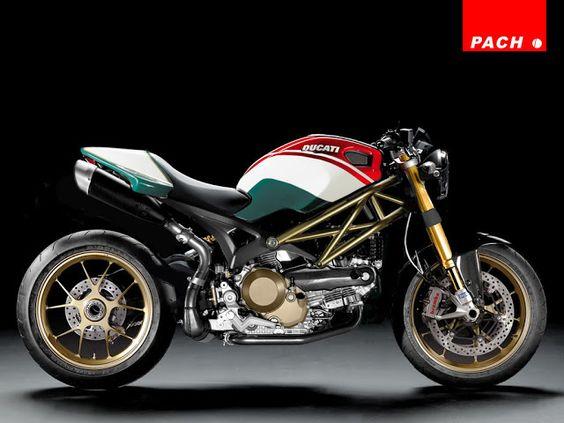 Ducati Monster 696,796,1100,1100evo | Takeyoshi images