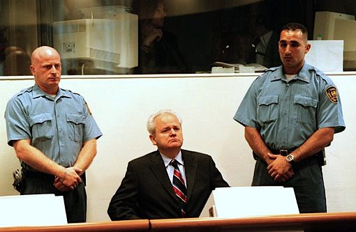 Slobodan Milosevic, Serbia