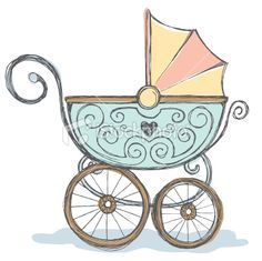 Clip Art Baby Carriage Clipart black and white baby rattle clipart google search clip art children pinterest babies carriage