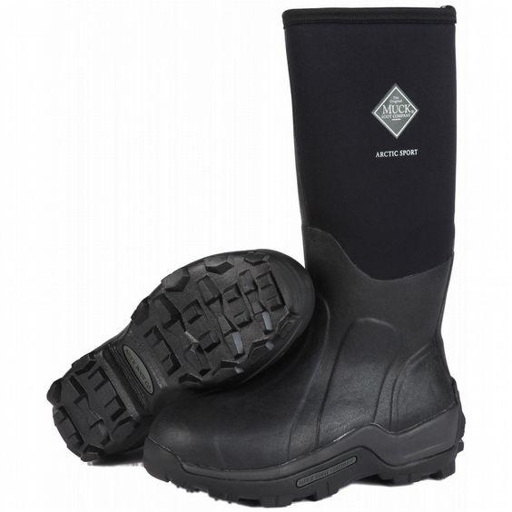 Muck Boots Arctic Sport Hi Snow Boots - ASP000A