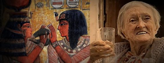 The Mysterious Reincarnation of Omm Sety- A woman that 'proved' to have lived in ancient Egypt