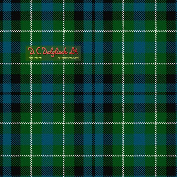 MacNeil of Colonsay (Ancient Colours) Tartan