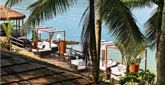 Ilha de Caras 2015: grandes criadores inspiram o décor