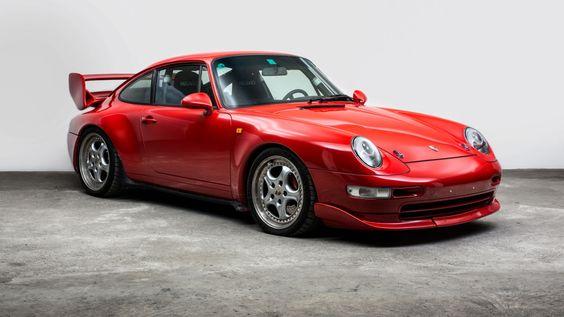 1995 Porsche 911 / 993 Carrera RS - C00 Germany   98k km   matching   Classic…