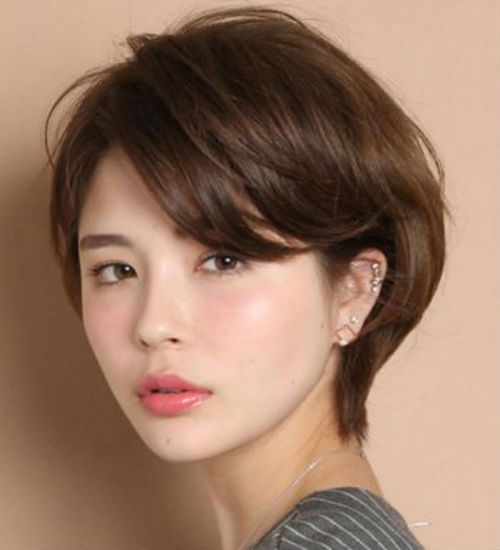 Incredile Short Bob Hairstyles 2020 For Asian And Korean Women Bob Hairstyles Short Hair Styles Short Bob Hairstyles