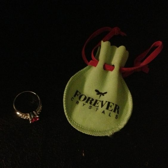 Forever Crystals Brand New Ring Forever Crystals Jewelry