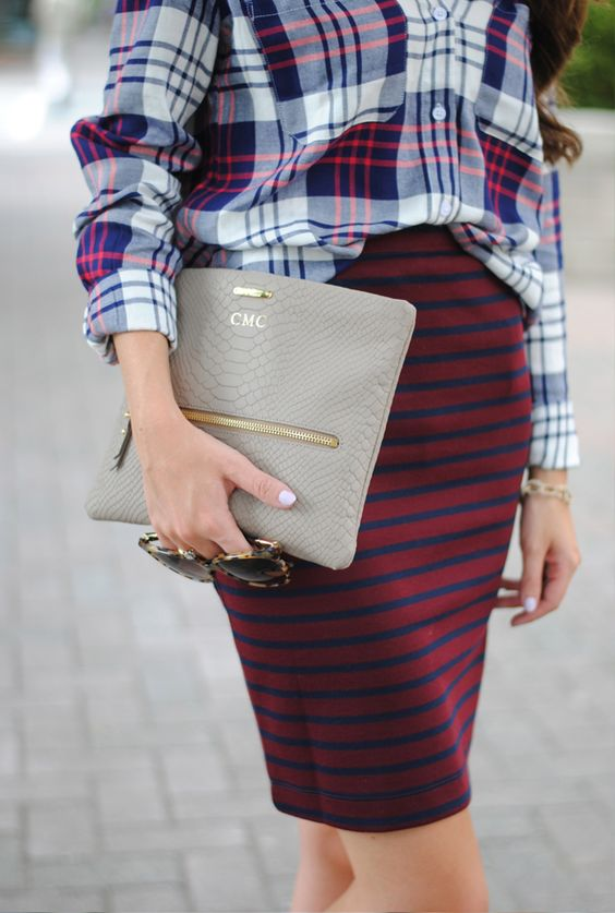 GiGi New York | Southern Curls and Pearls Fashion Blog | Stone Crossbody