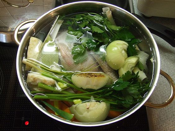 broth | HERBS, SPICES and MEDICINAL PLANTS | Pinterest | Bone Broth ...