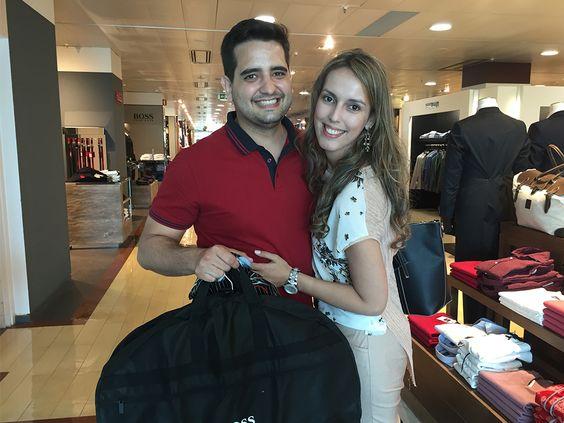 Alexandra Leite, emigrante, acabou de aterrar em Portugal… para casar!