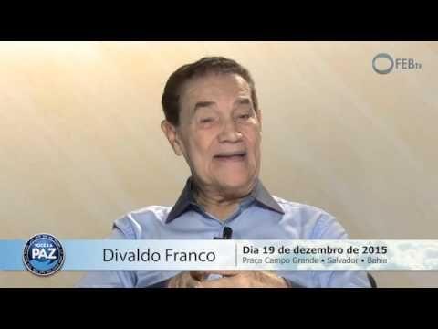 Divaldo Franco convida para o Movimento Você e a Paz