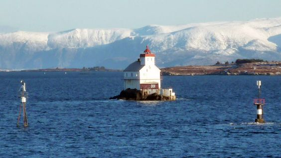 Stabben Lighthouse is a Marvel | Lighthouses of Norway