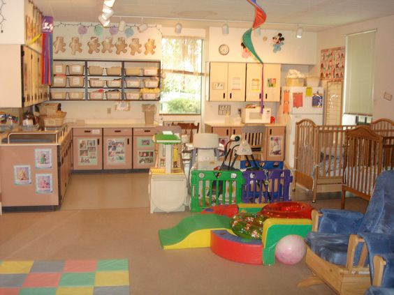 Infant Rooms Decorations In Daycares