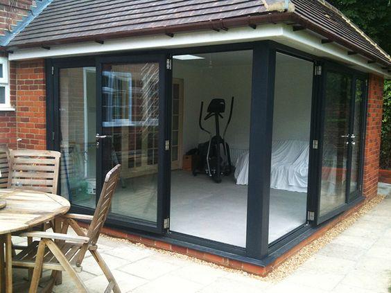 BiFold Doors | Aluminium BiFolding Doors | Aluminium Sliding Patio Doors | Concertina Sliding Doors