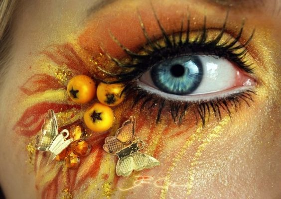 眼睛的艺术