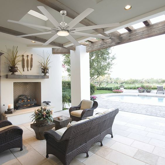 Bluffton 72 Outdoor Living Rooms Outdoor Living Space Patio Ceiling Ideas