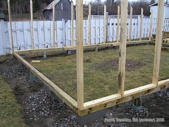 Comment fabriquer un serre de jardin ?