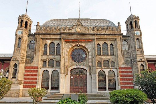 Sirkeci Railway Station, Istanbul