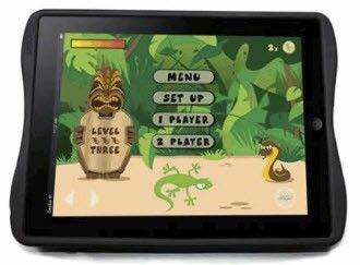 gecko gaming glove ipad 2