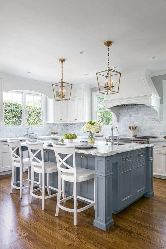12 Best Modern Farmhouse Bar Stools Trendy Farmhouse Kitchen Stools For Kitchen Island Kitchen Island Decor