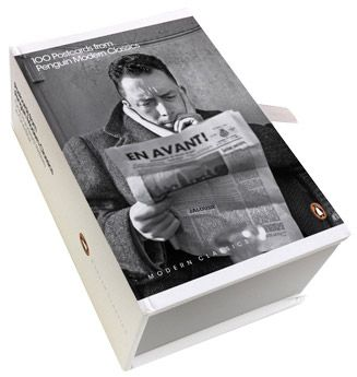 Postcards from Penguin Modern Classics: One Hundred Writers in One Box | State Library of Queensland Shop