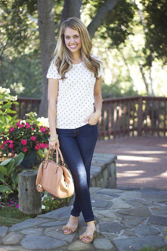 Michaela Noelle Designs: {Fashion} Anchors & A Grown Up Bag