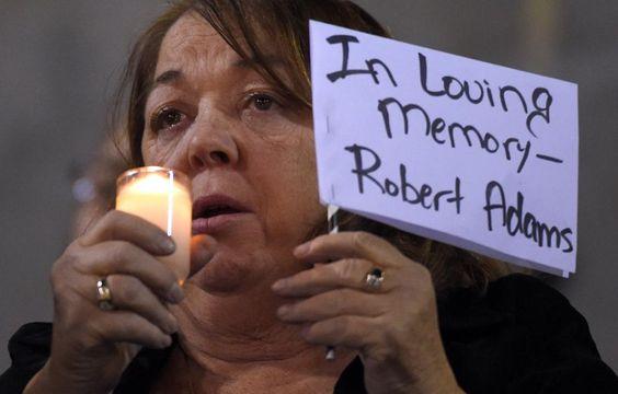 Victims of the mass shooting in San Bernardino, California