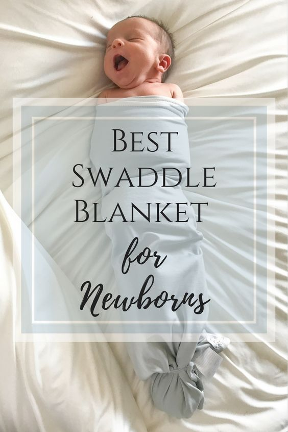 Best Swaddle Blanket for Newborns: I tried them all. Pin now, read later.