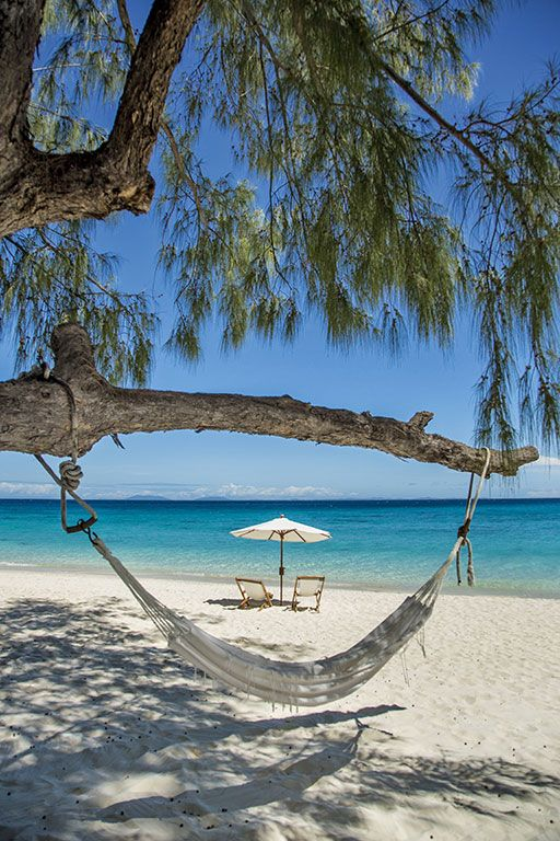 Tsarabanjina Madagascar: secluded beach