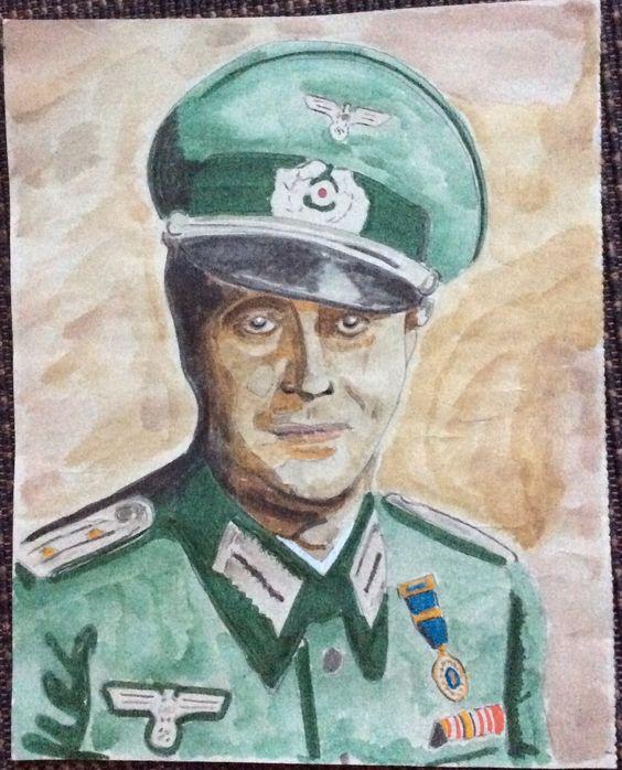 Comandante Jimenez de Anta, II Guerra Mundial.