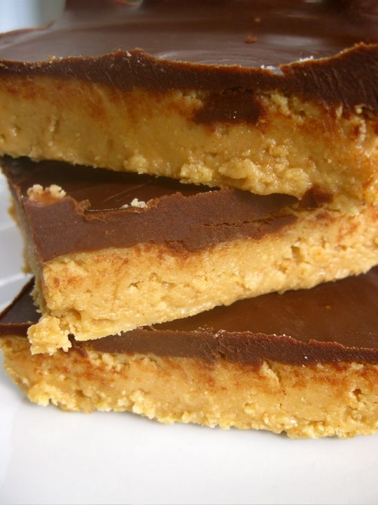 Peanut butter cup bars « One Ordinary Day
