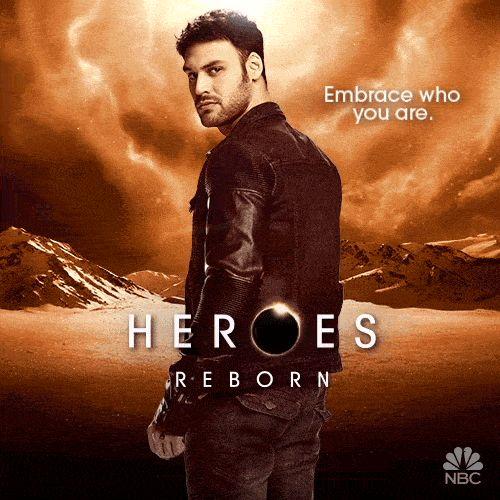 Heroes Reborn Ryan Guzman