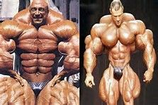 d ball steroid before after