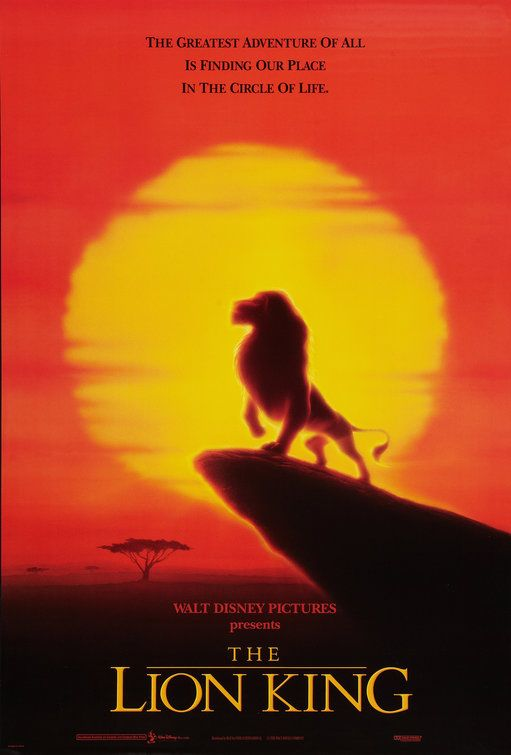 Click To View Extra Large Poster Image For The Lion King Lion King Poster Lion King Movie Lion King Images