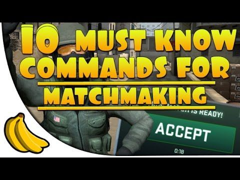 How does matchmaking work in cs go