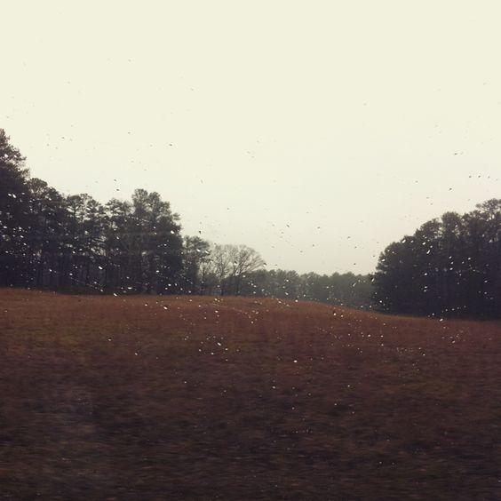 Fall rain = I'm actually ok with it.