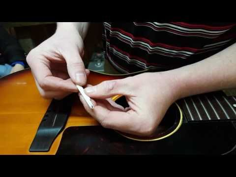 How To Properly Set Up An Acoustic Guitar Youtube Acoustic Guitar Guitar Guitar Youtube