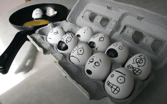 I'll never look at eggs the same :)