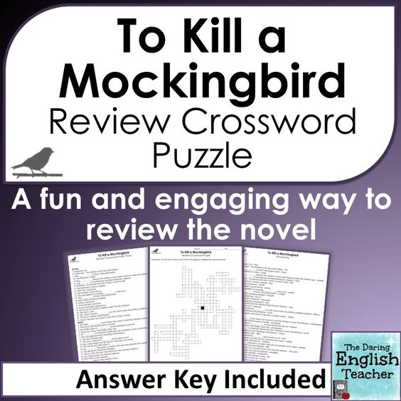 Some questions from the novel''to kill a mockingbird''?