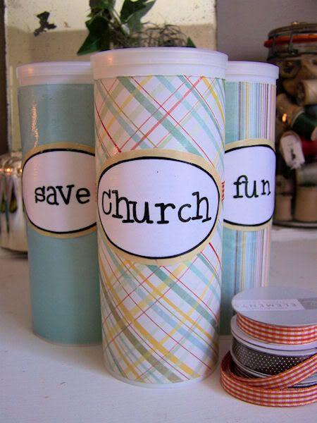 Good idea for children to save money.