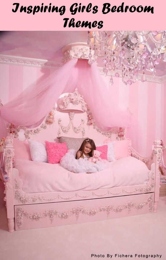 Create A Romantic Valentine S Day Bedroom Using Your 5 Senses Fun Home Design Princess Room Little Girl Bedroom Girls Bedroom