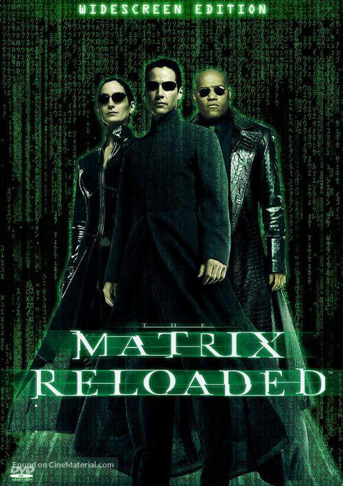 The Matrix Reloaded Matrix Reloaded 2003 U S Fan Art 13a6 In 2020 Matrix Reloaded Matrix Film Keanu Reeves Movies