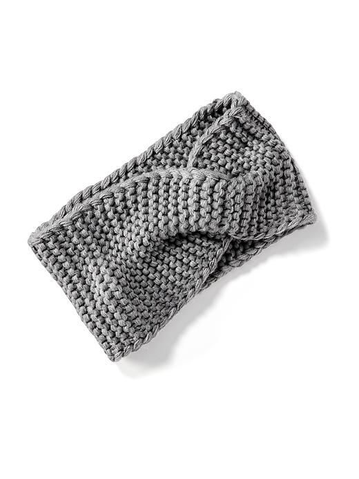 Sweater-Knit Headband Product Image