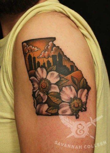 Savannah Colleen    #tattoos #traditionaltattoos