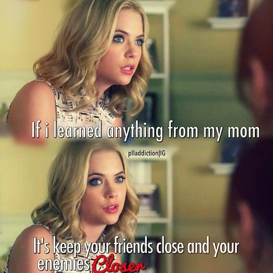 pretty little liars keep your friends close full episode