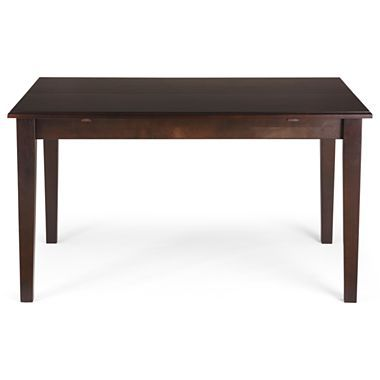 Dining Possibilities Standard Dining Table Jcpenney