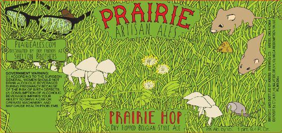 prairie artisan ales labels - Google Search