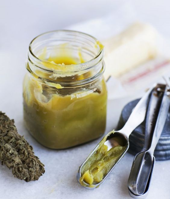 how to make vegan cannabis margarine
