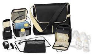 Amazon.com: Medela Pump in Style Advanced The Metro Bag: Baby